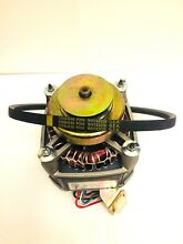 GE Washing Machine Motor Model WHDRE526E1WW  Part no 5KCP160FFA001AS