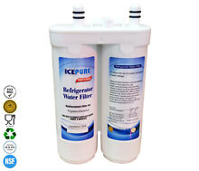 2 x IcePure RWF3300A Compatible Frigidaire PureSource II Fridge Water Filter
