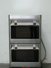 WOLF 30  DO30F S Built In Stainless Steel Double Oven Wall Oven