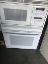 30  GE Electric Wall Oven Microwave Combo