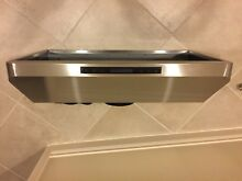 36  Under Cabinet Kitchen Range Hood 900 CFM Stainless Steel LEDs PLFW 115