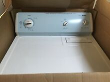KENMORE ELECTRIC DRYER 600 Series