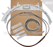 GE Dryer Bearing Belt Felt Slides Kit  Check Model Fit List