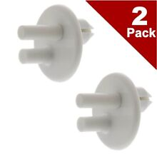 2 Pack  241993001 Refrigerator Support Cover Crisper AP4393090  PS2358879
