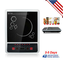 Commercial Induction Burner Electric Portable Countertop Cooktop Cooker Kithcen