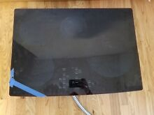 GE PHP900DM2BB Profile 30  Black Electric Induction Cooktop Sold as is