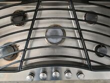 Viking 36  Gas Cooktop