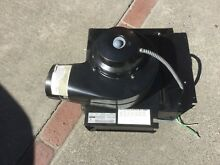Jenn Air cooktop blower and plenum assembly from C301