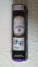 EveryDrop Whirlpool Refrigerator Filter  1 EDR1RXD1 fits W10295370A