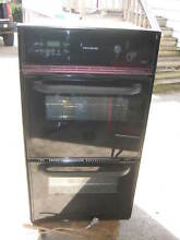 Frigidaire 24  Gas Double Wall Oven and 30  Stove   Range   Cooktop
