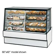 Federal   SGR5942DZ   High Volume 59  x 42  Dual Zone Left Right Bakery Case