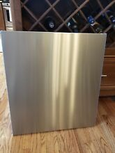 Dishwasher Outer Stainless Steel Door Panel W10301577 W10137614  AP4695615