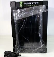 Monster Energy Drink Thermo Electric Dorm Fridge Cooler 18 Cans B63NB