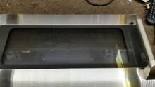 GE Microwave WB56X10774 Door Assembly  Complete  Model   CVM2072SM3SS