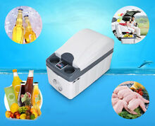 20L Portable Mini Fridge Refrigerator   Warmer for Car   Home DC 12V 24V or 220V