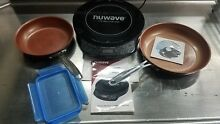 NuWave Pic 2016 Titanium Model 30342DR 1800W Precision Induction Cooktop