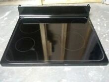 GE Kenmore Stove Glass Cooktop Surface part   WB62X20907 Range Oven top