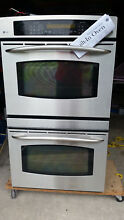 GE Profile 30 inch double wall oven