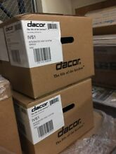 DACOR 22  INTEGRATED VENT SYSTEM  IVS1