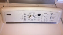 Kenmore Washer Console Control Panel W10110805 W10131872