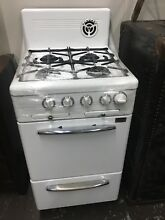 Vintage Kenmore Gas Range Good Condition