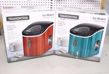 Ice Maker Compact Tramontina Stainless Steel Countertop Machine NEW Pick Color
