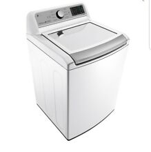LG WT7200CW 5 0 cu ft  Mega Capacity Top Load Washer in White