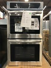 Frigidaire 27  Double Electric Wall Oven Self Clean Stainless Steel   FFET2726TS