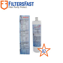 Bosch 640565 CS 52 EVOLFLTR10 Ice and Water Filter 2 Pack LIMITED TIME