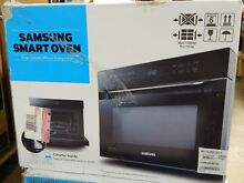Samsung MC12J8035CT 1 2 cu  ft  Countertop Convection Microwave St
