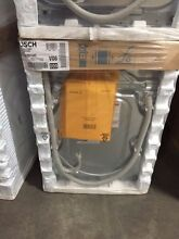 WAP24201UC  Bosch Axxis 24  Front Load Washer w  WTB86201UC 24  Electric Dryer