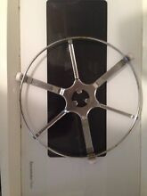 GE Profile Spacemaker JVM1490 microwave oven rack turntable roller wheel