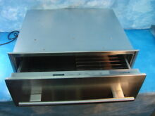 LOCAL PU Wolf 30  Warming Drawer Model WWD30 Stainless Steel Volts 120 H 2 50 60