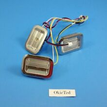 W10739303  KitchenAid Refrigerator LED 3 Light Module   H3 3a