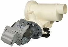 Complete Drain Pump   Motor Assembly 280187 For Whirlpool Duet Front Load Washer