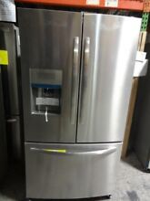 Frigidaire 36 Inch French Door Refrigerator in Stainless Steel  FREE SHIPPING