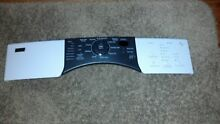 Kenmore Elite Dryer Touchpad and Control Panel 8529879 NEW OEM mod 110 82822101
