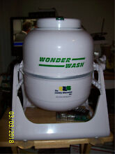 Wonder Wash The Laundry Alternative Non Electric Portable Compact  LOT of 2