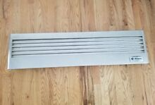 REFRIGERATOR GE MONOGRAM  GRILL 42  GRILL WITH EMBLEM ON RIGHT SIDE