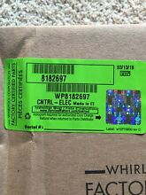 NEW  Genuine Whirlpool Washer Main Control Board OEM Part   8182697