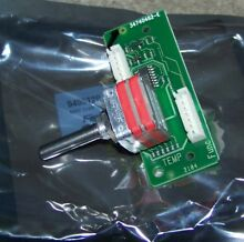 Genuine Fisher Paykel Oven Temp Switch 545512P  BRAND NEW   Fast Shipping