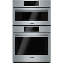 Bosch 800 Series 30  Stainless Steel Microwave Combination Oven