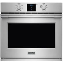 Frigidaire Professional 30  Stainless Steel Single Electric Wall Oven