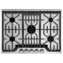 Frigidaire Professional 30  Stainless Steel Gas Cooktop