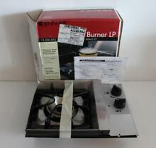Jenn Air JASBP1AP Outdoor BBQ Grill Side Burner LP fits JA460   JA580 w  Box