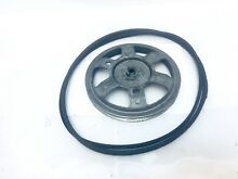 Maytag Washing Machine Model LAT9416AAE Drive Pulley with 2 Belt