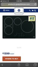 GE Profile 30  Electric Profile Induction Cooktop PHP9030DJBB   New Open Box