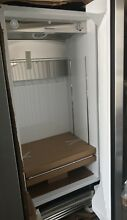 Frigidaire Commercial 17 9 CuFt Stainless Solid Door All Refrigerator FCRS181RQB
