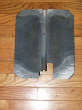 JENN AIR Gas Range Broiler Baffle 3601F217 47   3601F307 45   tested