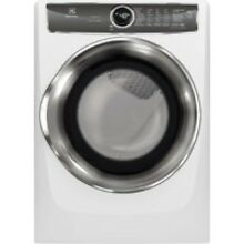 Electrolux Island White Electric Steam Dryer